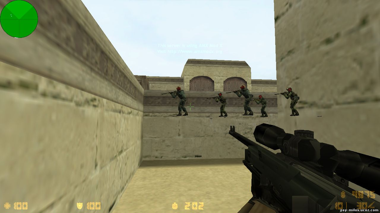 wallhack for cs 1.6 warzone download